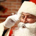 Letter from Santa: Elegant Gift